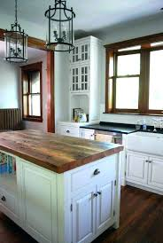 wood kitchen island top natural wood top kitchen cart island icdocs with wood tops for