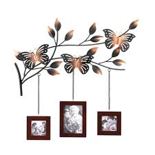faber deals butterfly picture frame decor