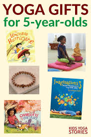 gifts for 5 year olds stories books