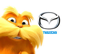mazda cx 5 logo mazda cx 5 is star of dr seuss u0027 the lorax commercials truck