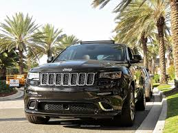jeep cherokee black with black rims test driven 2014 jeep grand cherokee srt 9 5 10 mind over motor