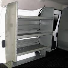 Ford Transit Connect Shelving by Adrian Steel Commercial Van Interiors Asad32tc Adseries