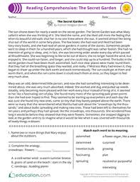 comprehension worksheets u0026 free printables education com