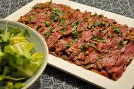 cuisine entre amis cuisine entre amis boeuf tataki mariné cuisine entre amis