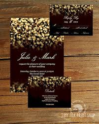 black and gold wedding invitations best 25 black and gold invitations ideas on deco
