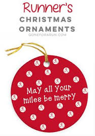 share the runners joy with our christmas tree runners mug