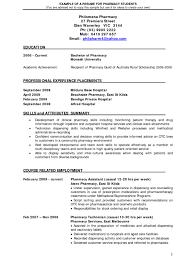 Monash Resume Sample by Stylist Ideas Pharmacist Resume Sample 10 Examples Medical