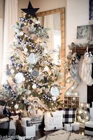 Black And White Ball Decoration Ideas Best 25 Black Christmas Trees Ideas On Pinterest Black