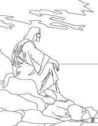 religious easter coloring pages printables