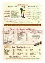 bureau epinal restaurant au bureau carte et menus