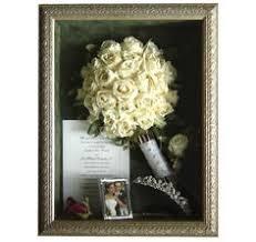 wedding flowers keepsake preserved framed wedding bouquet s in dayton oh