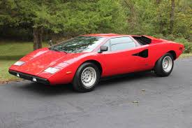 classic lamborghini countach lamborghini countach for sale hemmings motor news