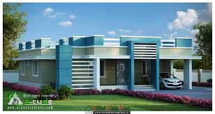 beautiful kerala single floor contemporary house design kerala