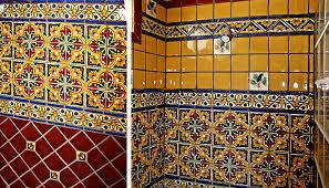mexican tile bathroom designs casa de juan bathroom colibri design vallarta