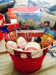 baseball gift basket baseball themed gift basket baseball themed gift