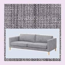 sofa sale ikea ikea karlstad cover for sofa 3 seat slipcover isunda gray grey