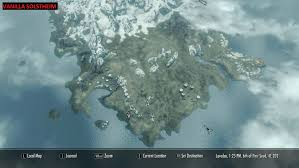 solstheim map a quality map and solstheim map with roads mod for skyrim