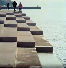 sea organ nikola basic zadar croatia mimoa