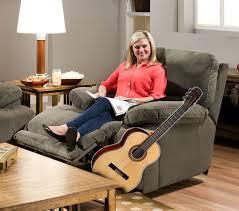 riley chaise rocker recliner by catnapper 1220 2