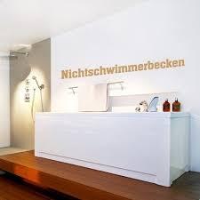 wandtatoo badezimmer die besten 25 wandtattoo badezimmer ideen auf
