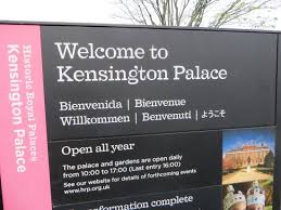 kensington palace tripadvisor welcome sign picture of kensington palace london tripadvisor