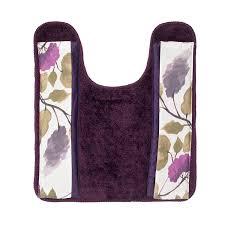 amazon com popular bath jasmine 3 piece towel set plum home