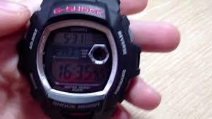 обзор casio g shock g 7500 1ver youtube