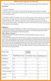 Football Resume Professional Soccer Player Resume Eliolera Com