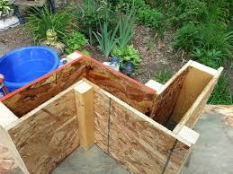 part 2 directions for concrete bench base hometalk