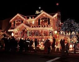 red white christmas lights 12 best neighborhoods to see holiday lights in queens ny