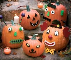 Halloween Decorations Dollar Tree by Halloween Pumpkin Decoration Vintage Halloween Decorations Ebay