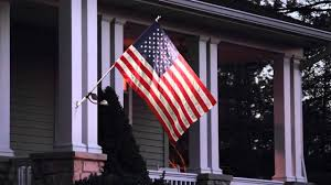 Porch Flags Valley Forge Flags Kits Youtube