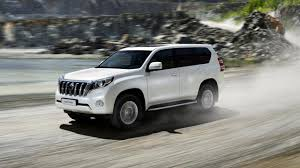 toyota land cruiser review top gear