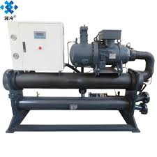 carrier chiller cooling machine low temperature water