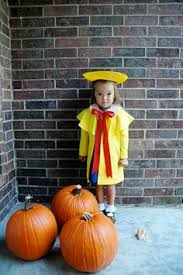 Curious George Halloween Costume Toddler Curious George Man Yellow Hat Craftster Costume