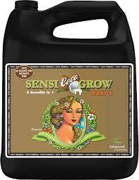 advanced nutrients sensi grow coco part b 4l indoor garden depot
