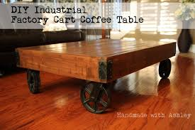 Apothecary Coffee Table by Diy Rustic X Coffee Table Plans By Ana White Handmade With Ashley