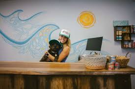 local arts organizations youth to paint community mural at kitch a lucky dog and a need met new surf shop hits sea bright