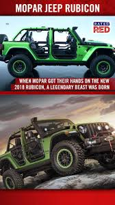 mopar jeep wrangler rated red ride of the week 2018 mopar jeep wrangler rubicon