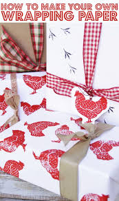 25 unique diy sted wrapping paper ideas on diy