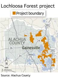 Gainesville Map Weyerhaeuser Says Not So Fast To County On Land Buy Plan News