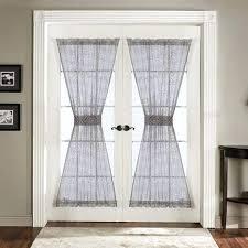 rideau porte fenetre exterieur rideaux porte fenetre rideau pour de