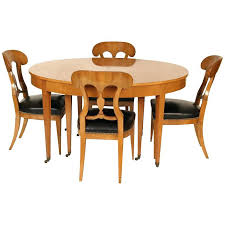 baker dining room chairs baker dining room set style dining table by baker and four chairs