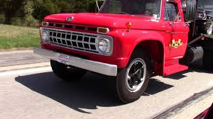 1965 ford f 600 ramp truck youtube