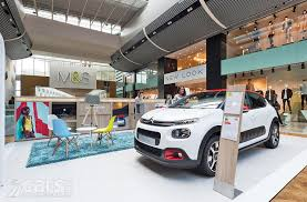 new citroen c3 pops up for its uk debut in east london cars uk