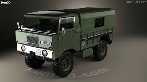 land rover forward control 360 view of land rover 101 forward control 1972 3d model hum3d store