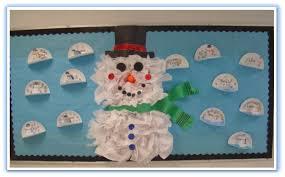 teaching times 2 ms kristy u0027s snowman board