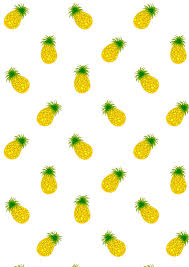 Paper Pineapple Decorations Free Printable Pineapple Pattern Paper Fruitysummer Free