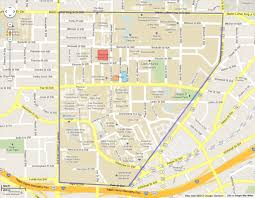 Clark College Map Our Location Thatcamp Historically Black Colleges And
