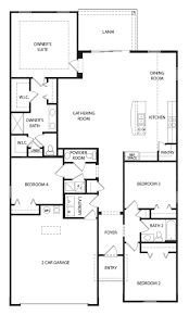 Single Storey Floor Plans by Horton Floor Plans Further D R Horton Magnolia Floor Plan On D R